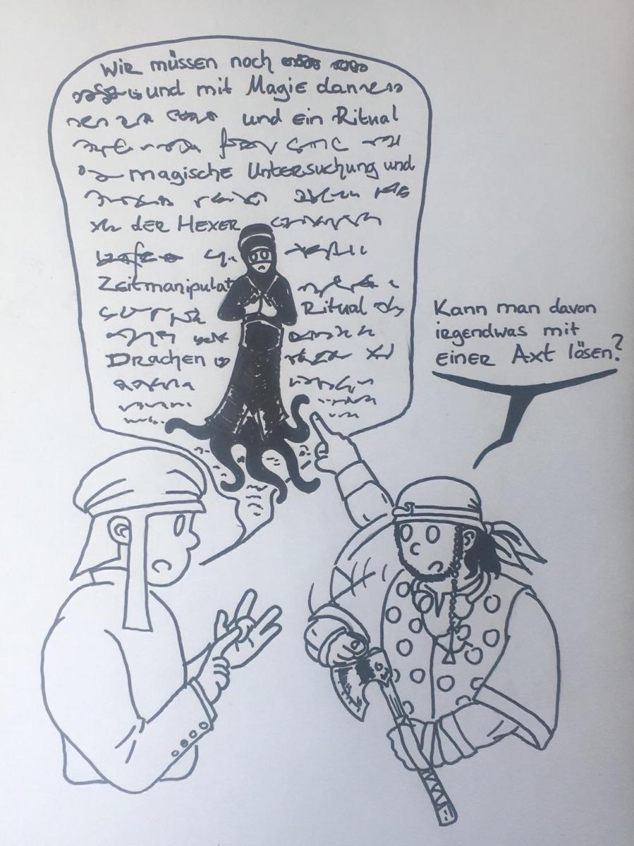 Comic des Tages
